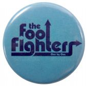 Foo Fighters - 'One by One' Button Badge